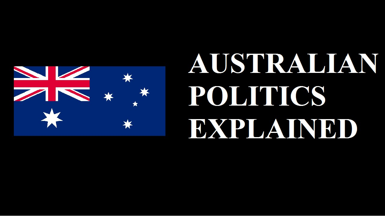 List of Political Parties in Australia