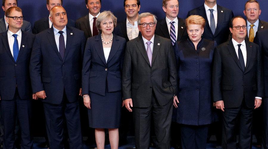 Popular European Union Political Leaders