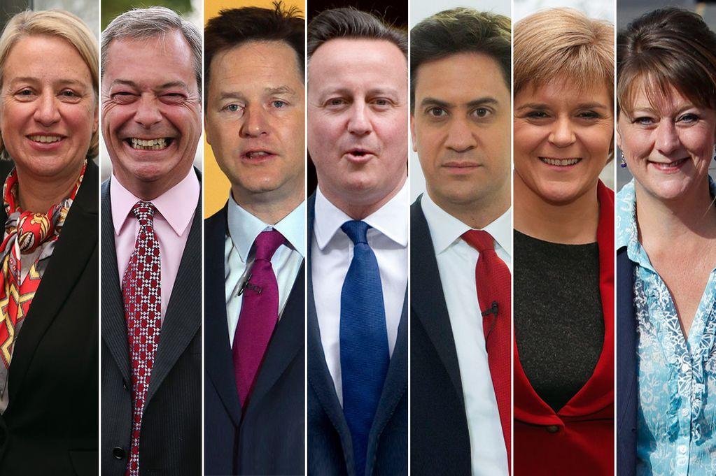 Popular UK Political Leaders