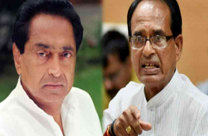 List of famous BJP and Congress political leaders in Madhya Pradesh