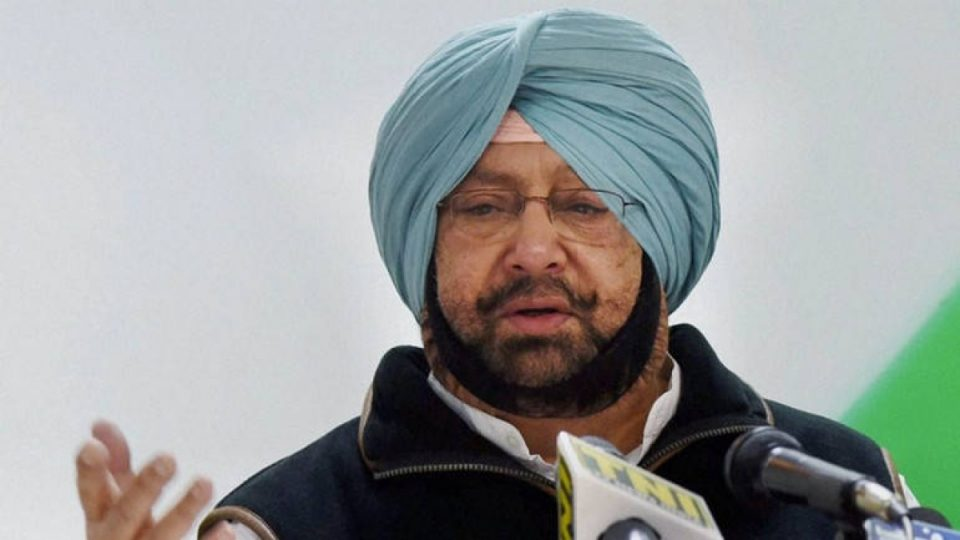 Captain Amarinder Singh warns Pakistan