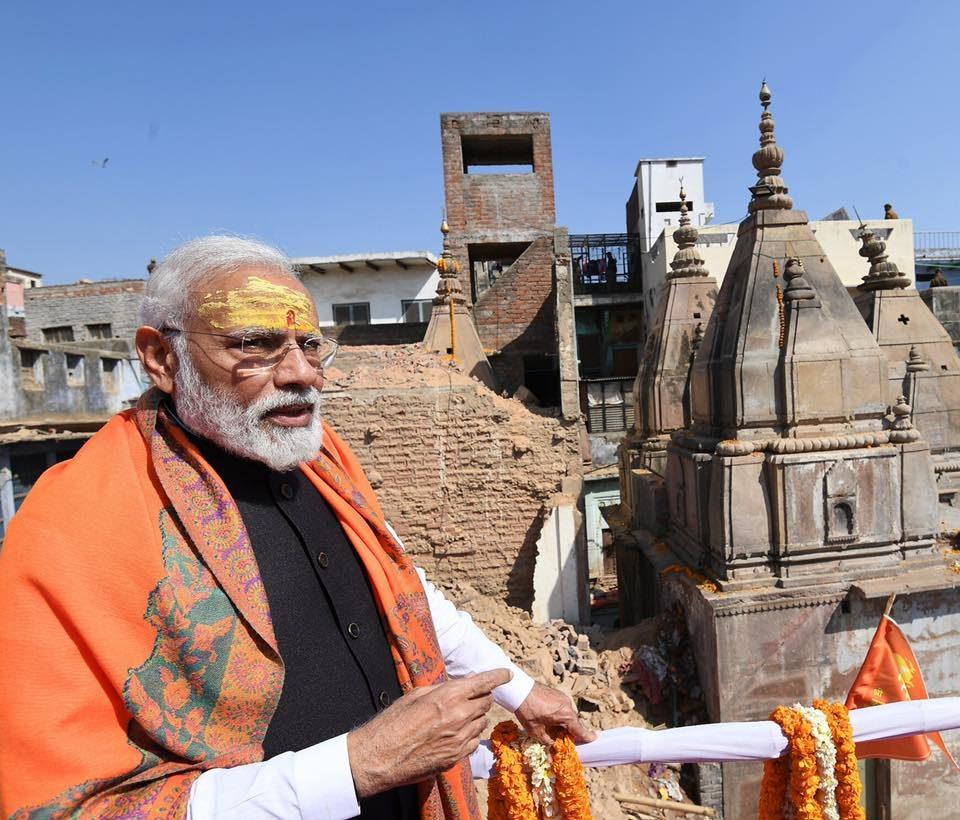 मोदी के सपनों का भारत