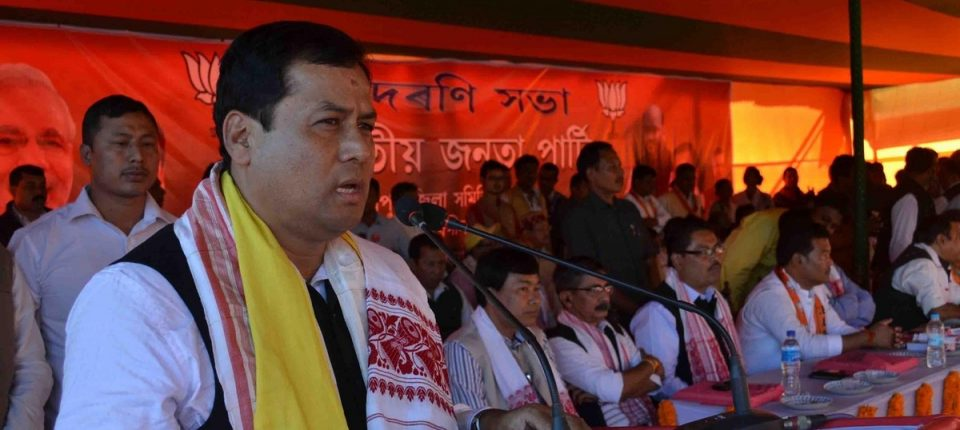 BJP gets stronger in Assam