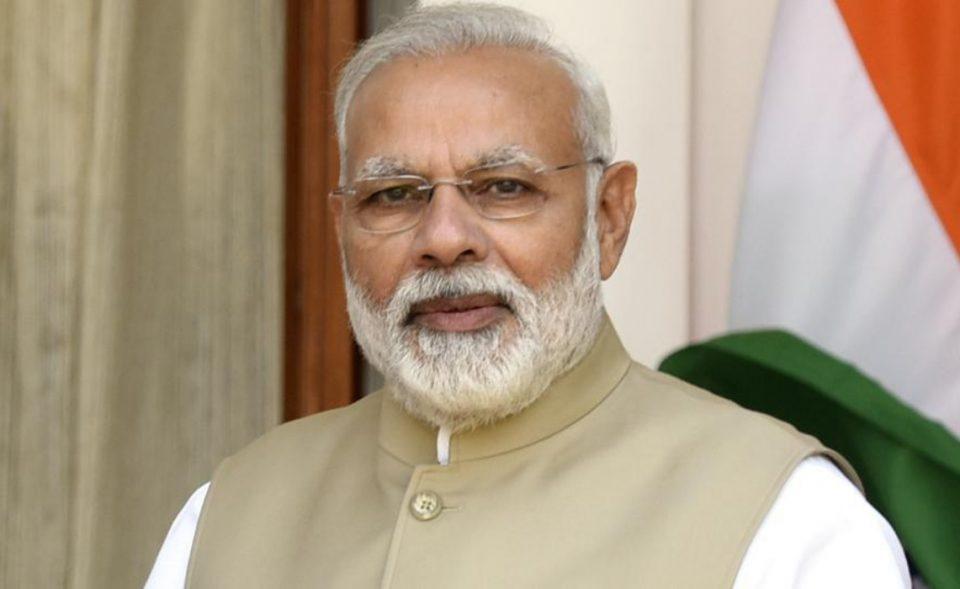 Modi sends Pakistan on back foot