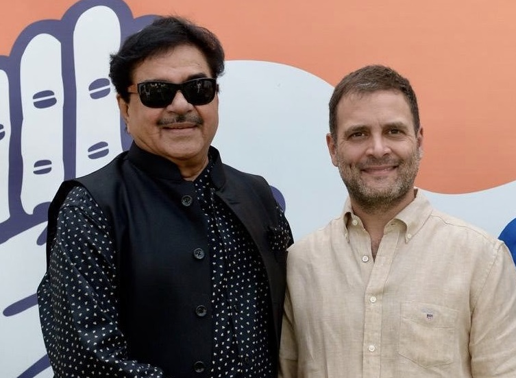 Shatrughan Sinha will join Congress party contest from Patna Sahib