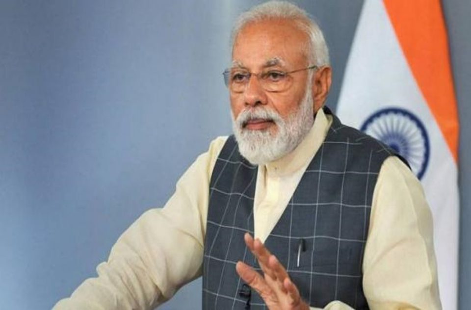 pm narendra modi address people of india television radio and social media