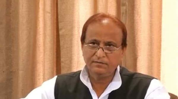 FIR filed against Azam Khan over sexist 'Khaki underwear remark'