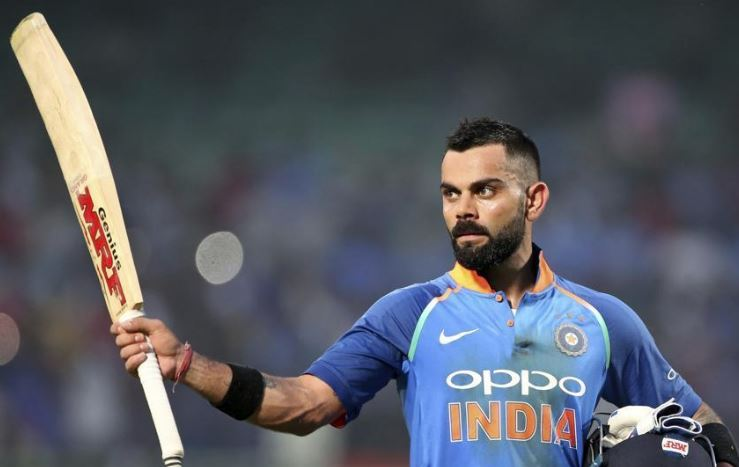Virat Kohli named Wisden Leading Cricketer for third straight year