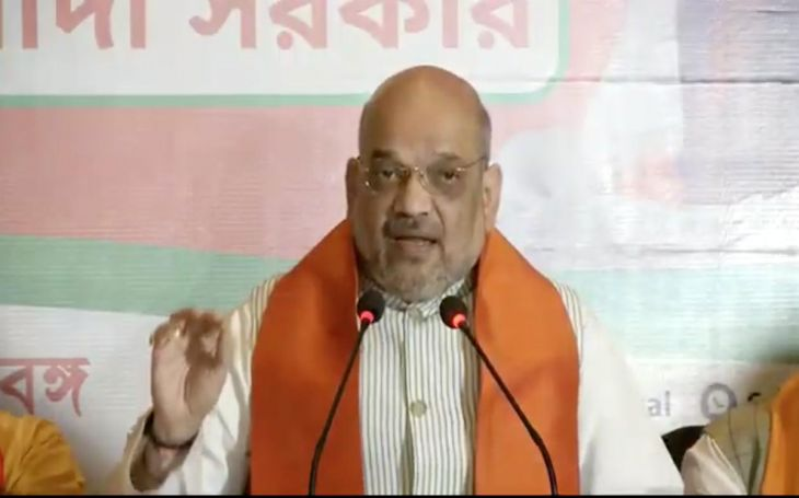 amit shah says pragya thakur was charged in false cases